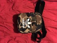 Army Adidas bag