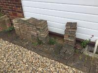 Free driveway paving bricks