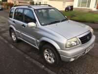 Suzuki Grand Vitara now only £950