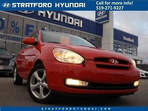 2008 Hyundai Accent GL Sport | SAFETY CERTIFIED | A/C | POWER OP