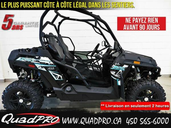 Used 2015 CFMOTO Z-FORCE 800