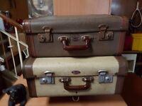 Vintages Suitcases