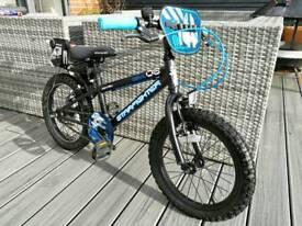 Child's Apollo Starfighter bike 5-8years
