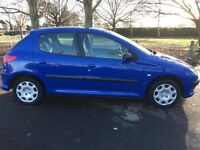 Peugeot 206 1.4s 83,000 Warranted Miles , 2 Owner , 2004 Great Car