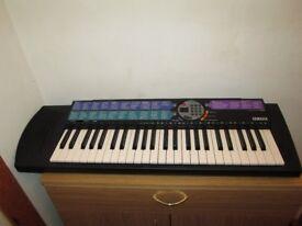 YAMAHA PSR-73 ELECTRONIC PIANO KEYBOARD