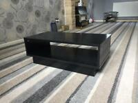 Coffee Table (Black Ash) Brand New