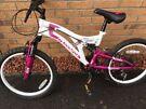Girls Muddyfox Radar bike