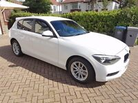 BMW 1 SERIES 2013 EXTREMELY LOW MILEAGE