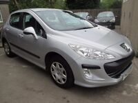 Peugeot 308 1.4 S VTI 95 - 12 MONTHS MOT, SERVICED, 3 MONTHS WARRANTY, 12 MONTHS AA COVER INCLUDED