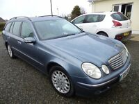MERCEDES BENZ E270 CDI ESTATE 2005