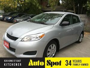 2014 Toyota Matrix MASSIVE CLEAROUT EVENT/PRICED FOR A QUICK SAL