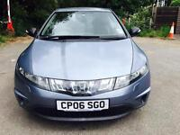 HONDA CIVIC EX 1.8 Genuine LOW MILES 64000 HPI CLEAR DRIVES PERFECT