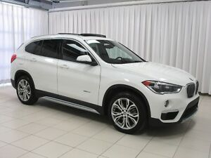 2018 BMW X1 DO NOT MISS OUT ON THIS FULLY LOADED 28i x-DRIVE A