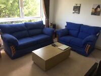 Sofas for sale - (3 seater & 2 seater)