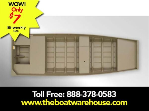 Used 2015 Lowe Boats L1436