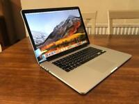 """Apple MacBook Pro i7 2.3Ghz 15"""" Retina Display, SSD Late 2013 Excellent condition"""