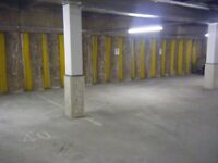 SECURE UNDERGROUND PARKING - A stone's throw away from the Co-op and CIS buildings