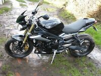 Triumph Street Triple (675) For Sale