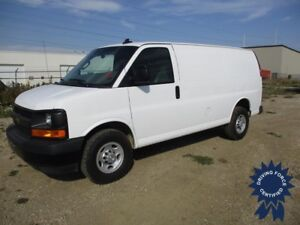 "2017 Chevrolet Express 2500 135"" WB Cargo Van, Power Windows"