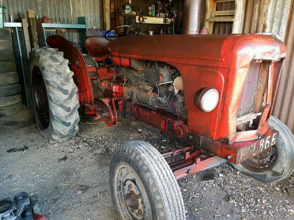 david brown 900 tractor