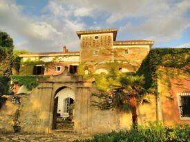 Stunning italian villa 50 mt to the sea