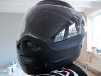 Motorcycle helmet. Caberg Duke flip front helmet., used for sale  Hull, East Yorkshire