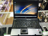 HP COMPAQ 6910P LAPTOP/ INTEL 2.20 GHZ PROCESSOR. 2GB RAM