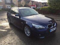 BMW 520D Msport Businnes Edition 2009 59 Plate £3200