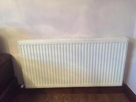 1200mm x 600mm double radiator