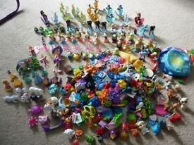 Kinder egg toys
