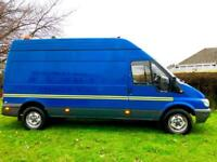 Ford Transit 2.4 TDCI T350 LWB Hi-Roof, RWD, / Very Clean / Great Work Horse No Issues
