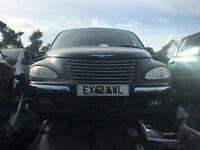 CHRYSLER PT CRUISER LIMITED EDITIO 2001- FOR PARTS ONLY