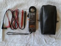 Electrical test / clamp meter