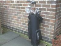 GOLF SET WITH BAG £30