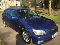 LEXUS IS 200 2.0 Sport Cross 5dr [Navigator] (blue) 2004