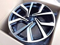 "VW Audi Golf ClubSport Style Wheels 18"" FIT MOST AUDI VW SKODA SEAT MERCEDES"