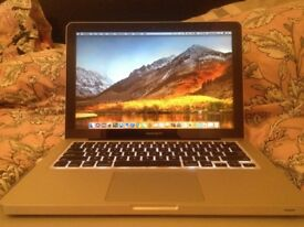 "Macbook Pro 13"" (High Sierra) i5 500GB 8GB Ram Late 2011 Excellent Condition"