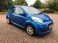 Citroen C1 VTR ,2010. Only 75,000 Miles, Full Service History, MOT MOT 30 April 2019