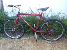 bike cheap fully working order