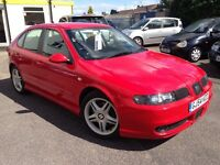 !!!BARGAIN 2004REG/CUPRA 1.8 TURBO!!!