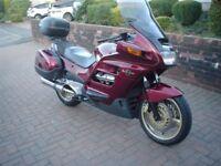2001 Honda Pan European