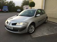 2006 Renault Megan With Only 56.000 Miles !!!