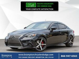 2015 Lexus IS | TRADE-IN | CLEAN CARPROOF |