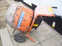 Belle 150 Cement Concrete Mixer 110V Good order Can Be Seen Working £150 ono