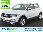 VW T-Cross STYLE 115PK Private Lease 389,- DIRECT LEVERBAAR