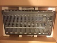 BRAND NEW! Samson L 3200 32-Channel 4-Bus Live Series Mixing Console