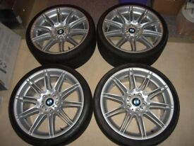 BMW M Sport Alloy Wheels