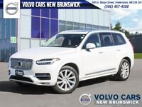 2016 Volvo XC90 T6 Inscription REDUCED | AWD | FULL VOLVO WAR... Fredericton New Brunswick Preview