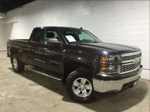 2014 Chevrolet Silverado 1500 4x4! DOUBLE CAB! SHORT BOX! ONE OW