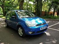 Great Ford Fiesta 1.4 Blue LOW INSURANCE